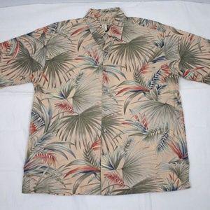 Tori Richard Aloha Camp Hawaiian Shirt Floral